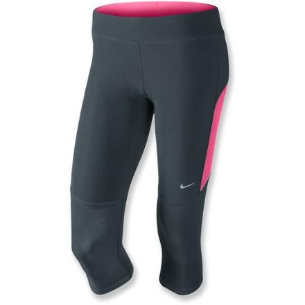 photo: Nike Dri-FIT Filament Women's Running Capri performance pant/tight