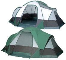 photo: Giga Tent White Cap Mt. tent/shelter