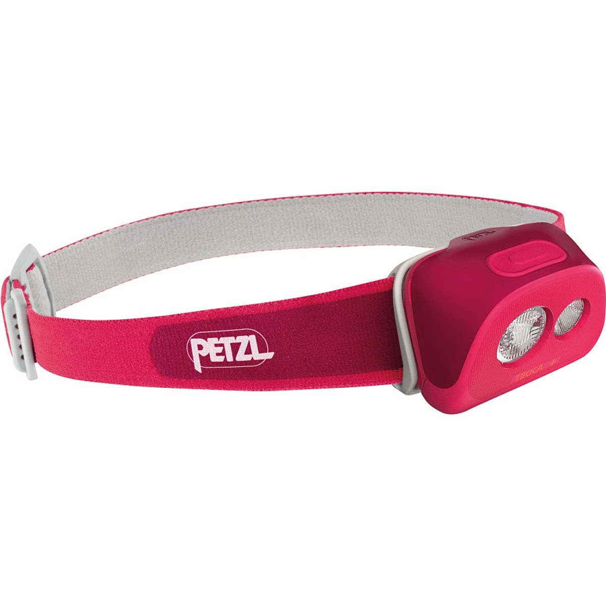 photo: Petzl Tikka+ headlamp