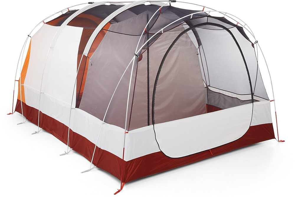 photo: REI Kingdom 8 Tent tent/shelter