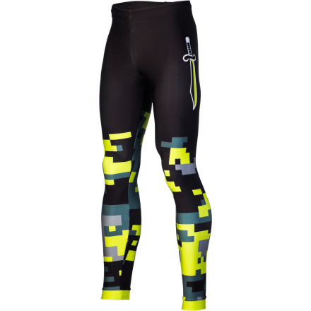photo: Louis Garneau Elite Chamonix Tights wind pant