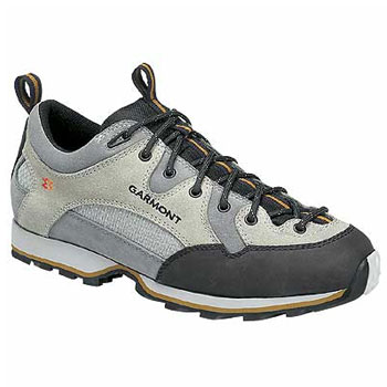 photo: Garmont Sticky Spin approach shoe