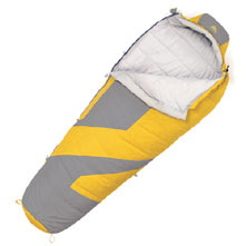 photo: Kelty Light Year Down 40 warm weather down sleeping bag