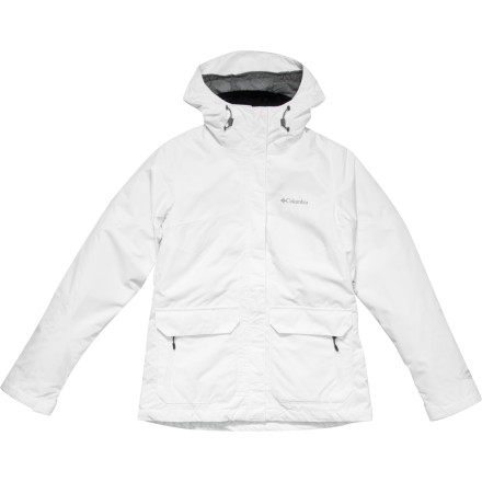Columbia Parallel Peak Interchange Jacket