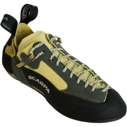 photo: Scarpa Techno climbing shoe