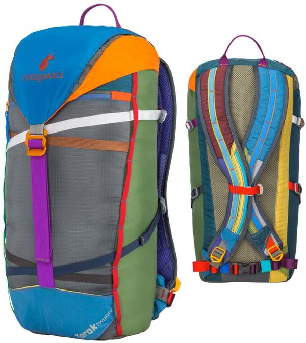 photo: Cotopaxi Tarak 20L Del Dia daypack (under 35l)