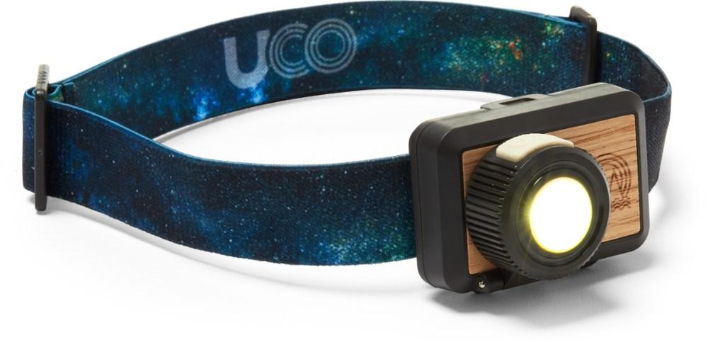 photo: UCO Beta headlamp