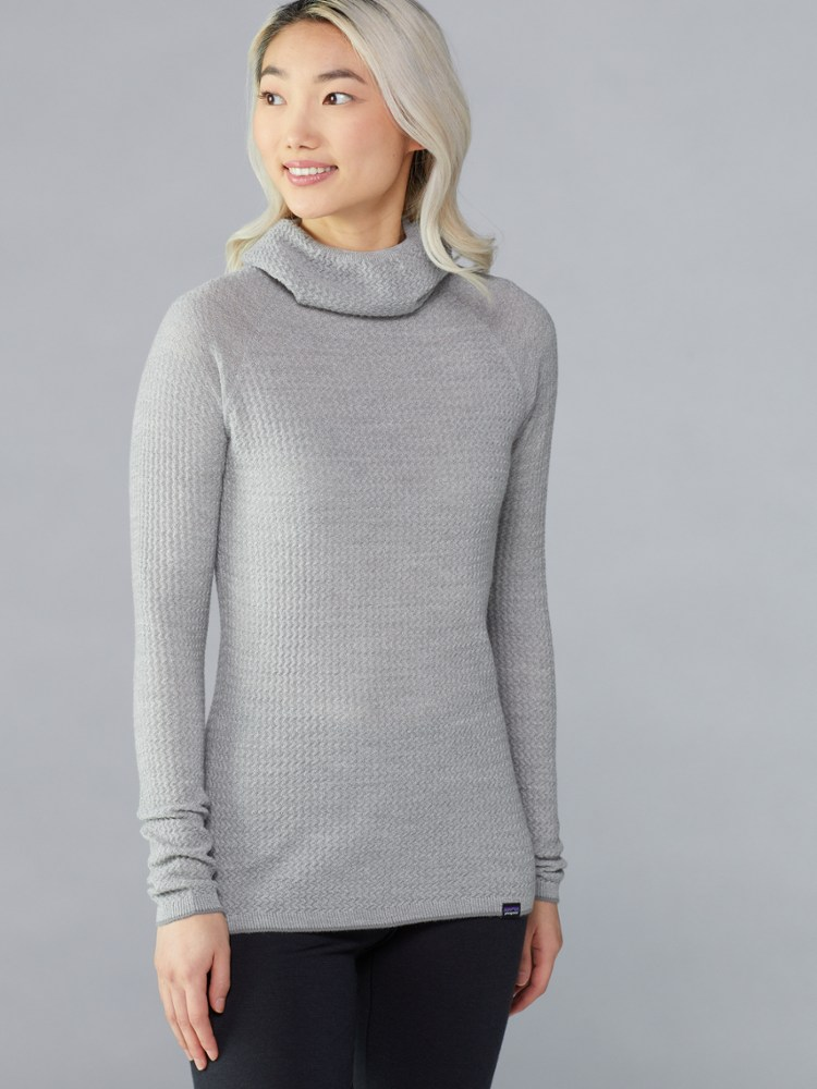 photo: Patagonia Women's Capilene Air Hoody base layer top