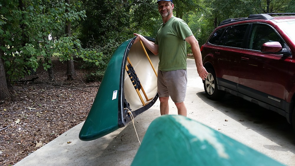 photo: Old Town Pack canoe