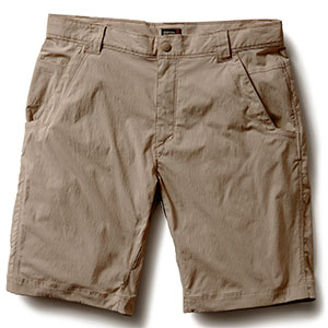photo: Royal Robbins Traveler Stretch Short hiking short