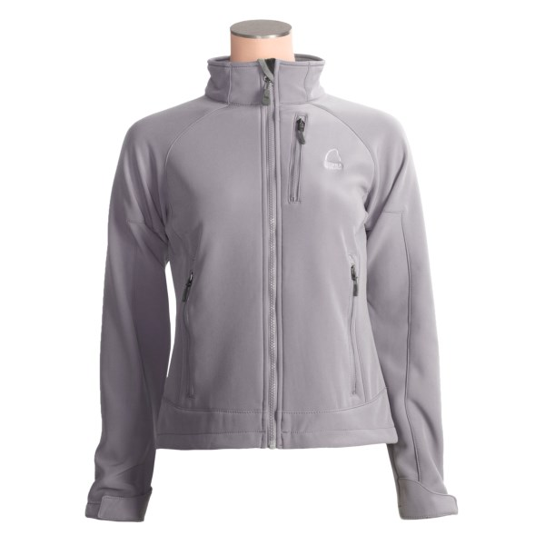 photo: Sierra Designs Bullseye Jacket soft shell jacket