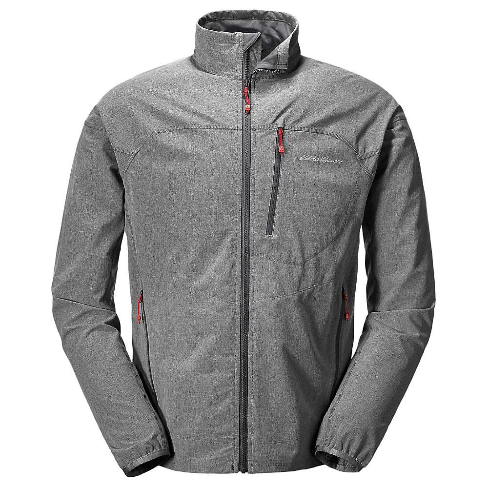 Eddie Bauer First Ascent Sandstone Soft Shell Jacket