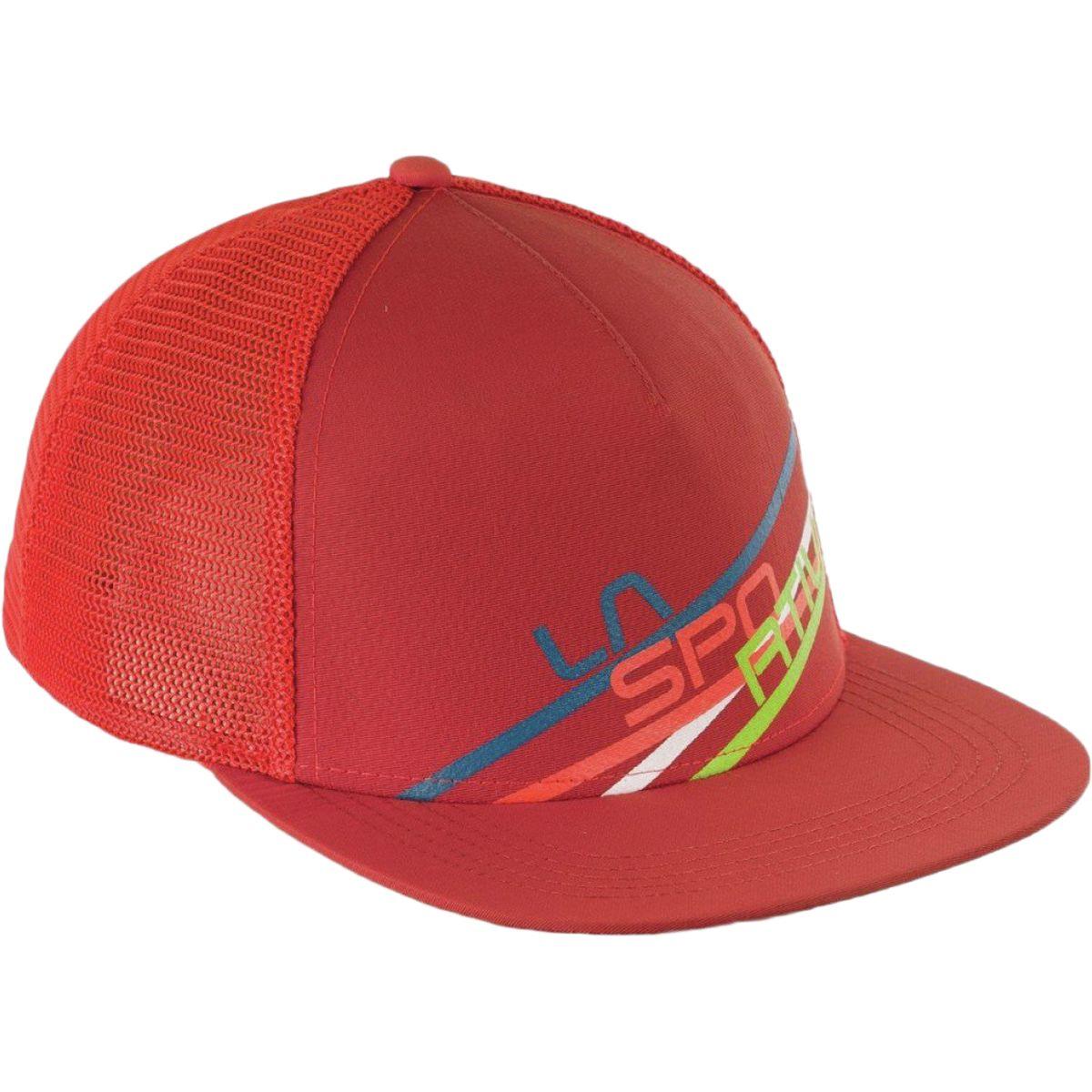 photo: La Sportiva Trucker Hat Stripe 2.0 cap
