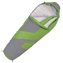 photo: Kelty Men's Light Year XP 20 3-season synthetic sleeping bag