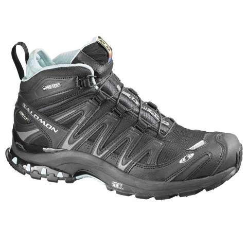 photo: Salomon Women's XA Pro 3D Mid GTX Ultra hiking boot