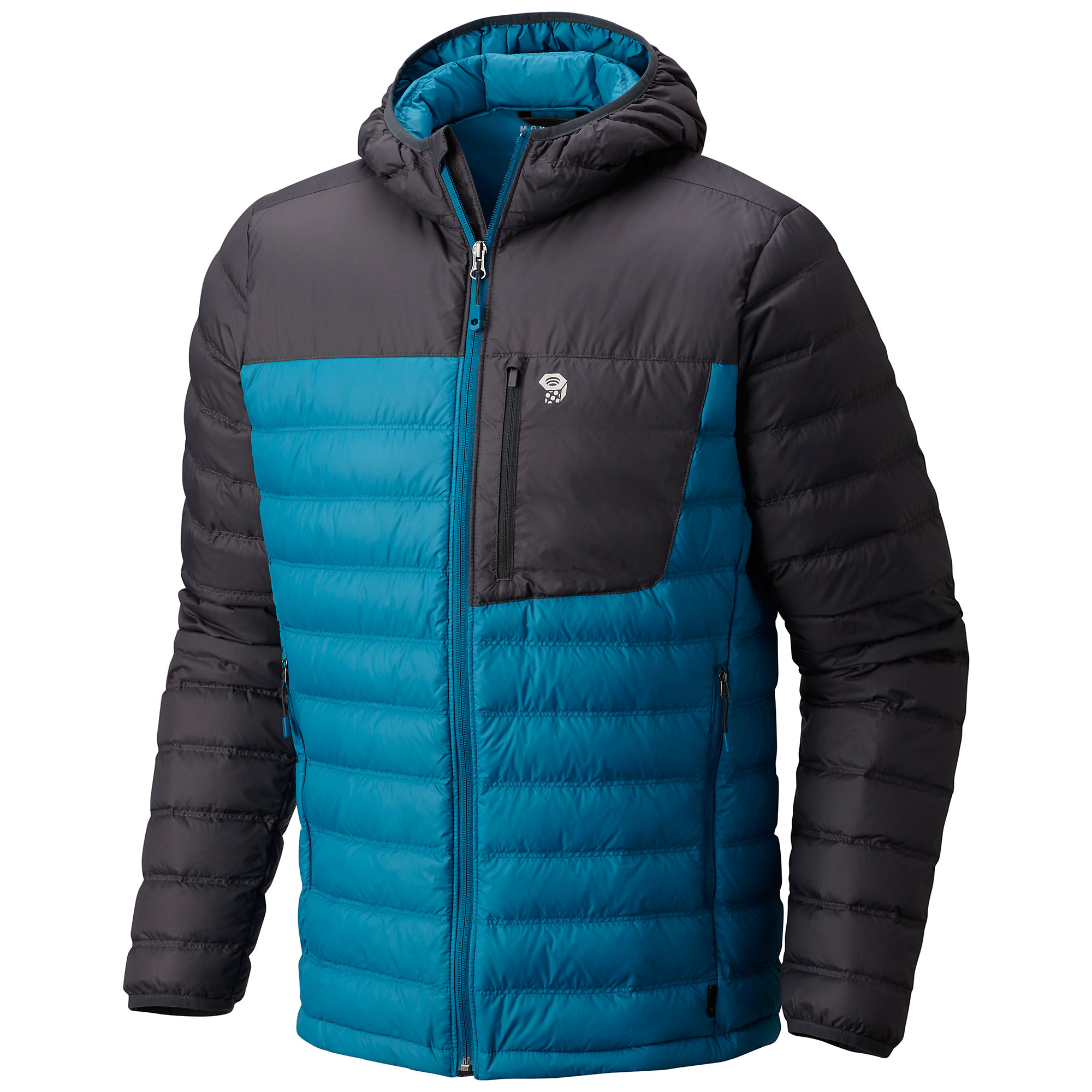 Mountain Hardwear Dynotherm Down Hooded Jacket