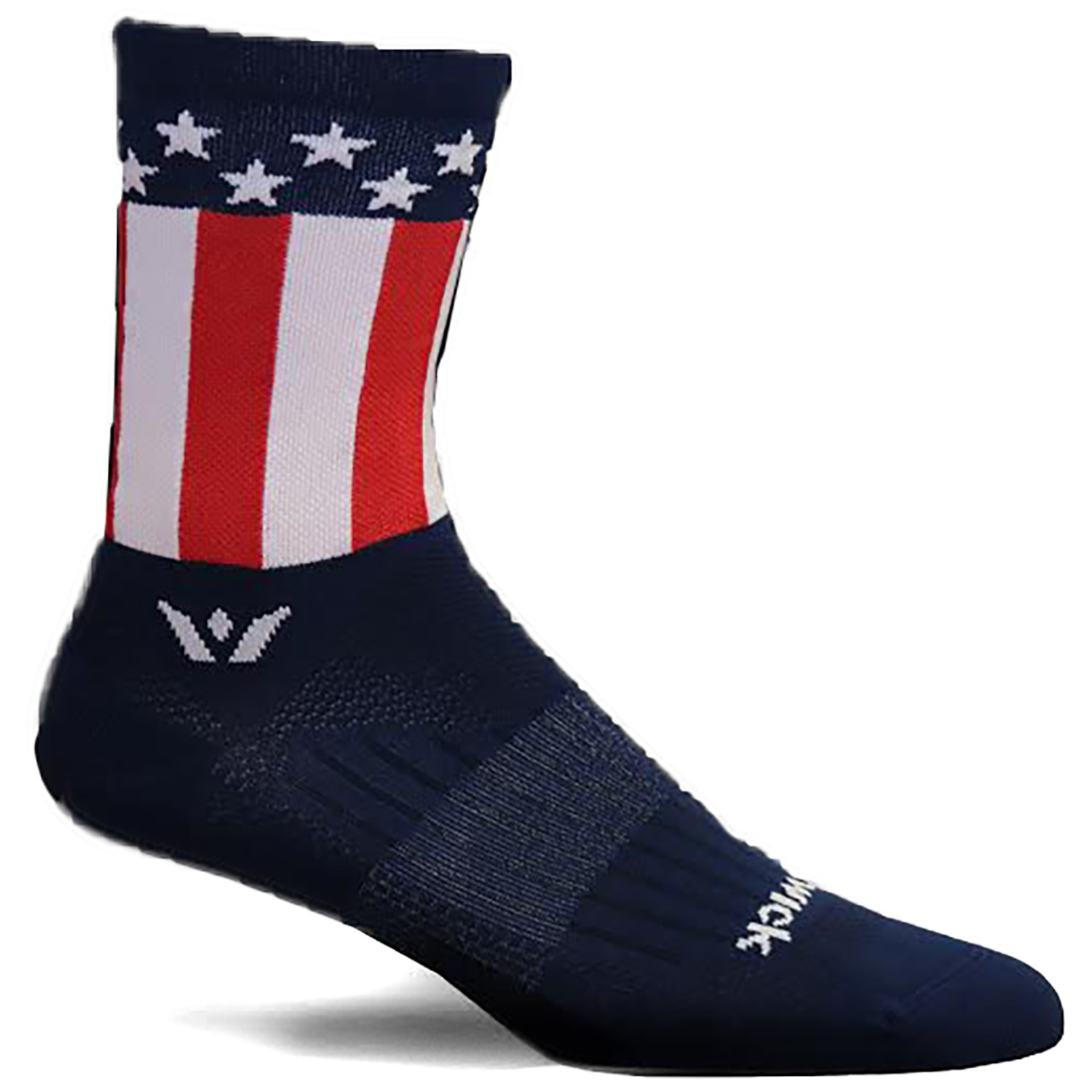 photo: Swiftwick Vision Five Sock running sock