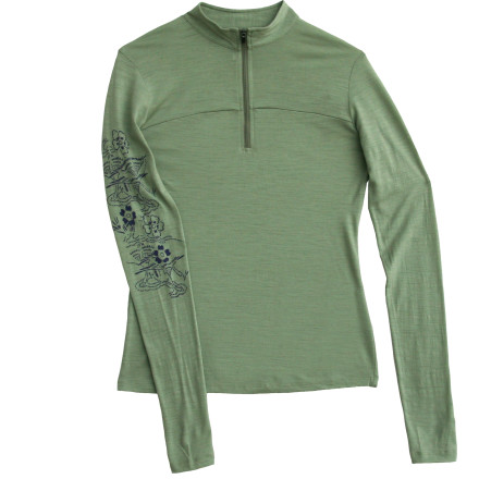 photo: Ibex Echo Sprint L/S long sleeve performance top