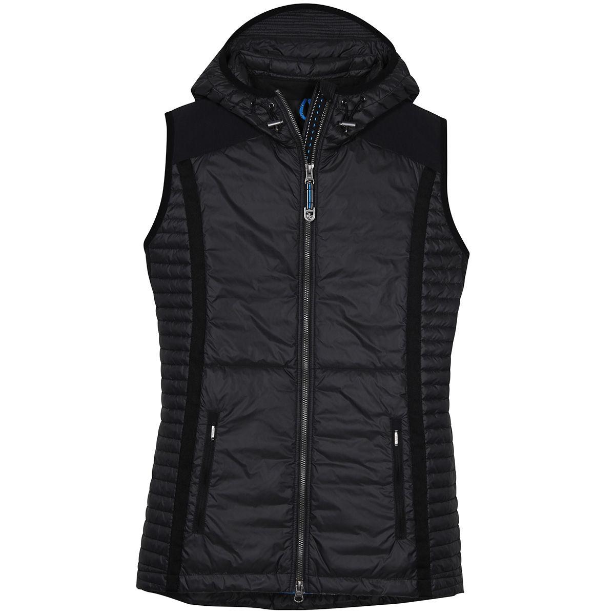 photo: Kühl Spyfire Hooded Vest down insulated vest