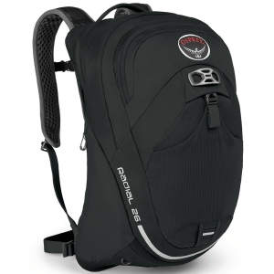 photo: Osprey Radial 26 daypack (under 2,000 cu in)