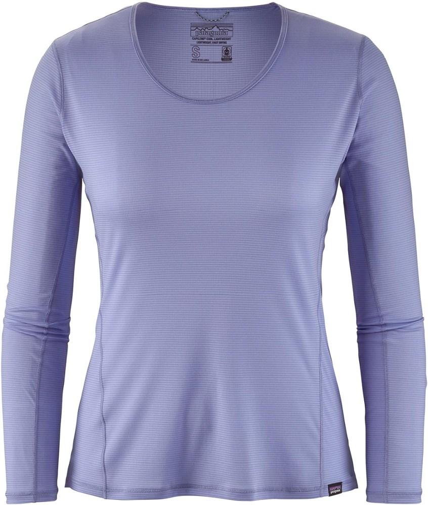 Patagonia Long-Sleeved Capilene Cool Lightweight Shirt