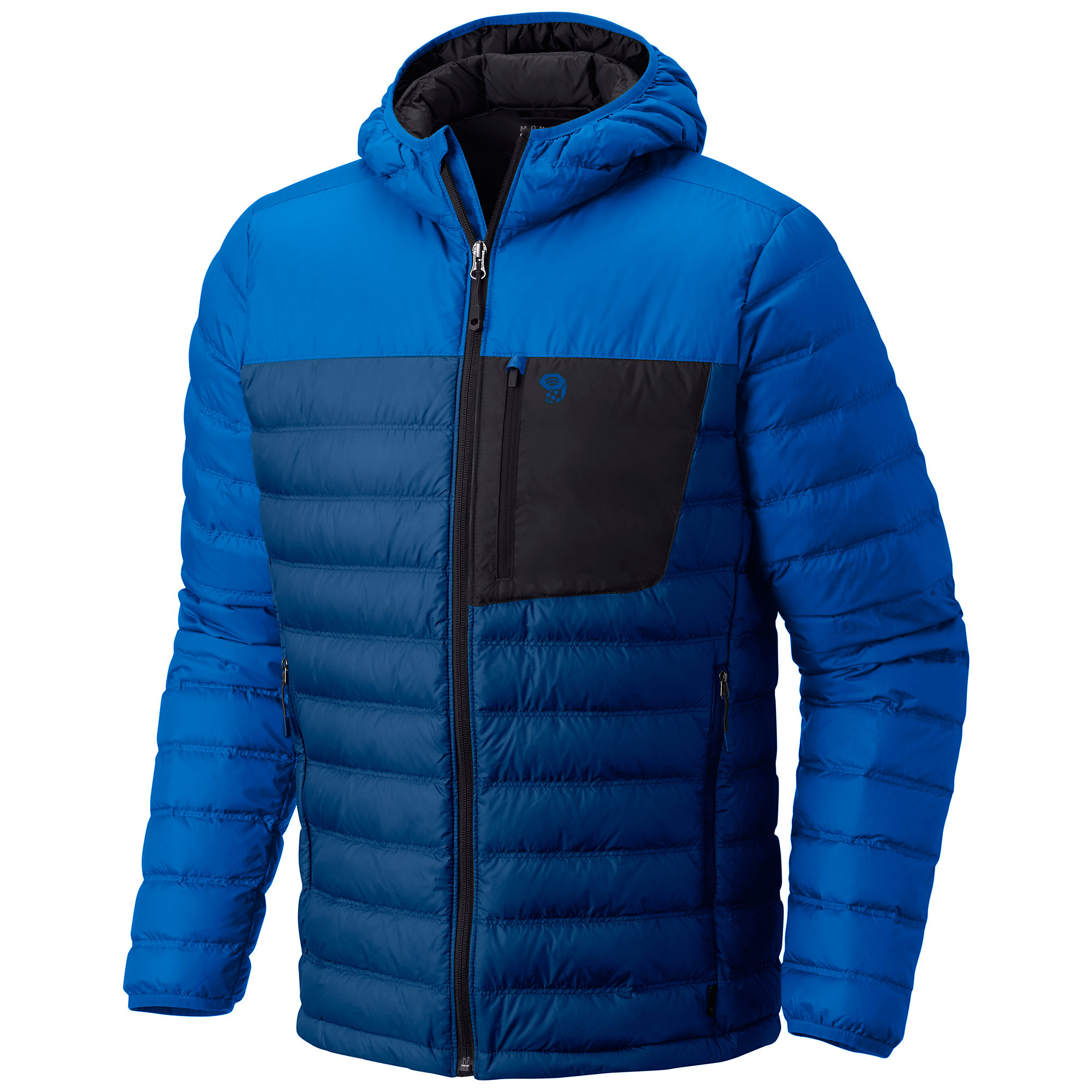 photo: Mountain Hardwear Dynotherm Down Hooded Jacket down insulated jacket