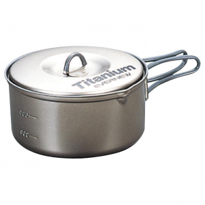 photo: Evernew Ti Non-Stick Pot .9L pot/pan