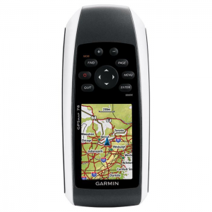 photo: Garmin GPSMap 78 handheld gps receiver