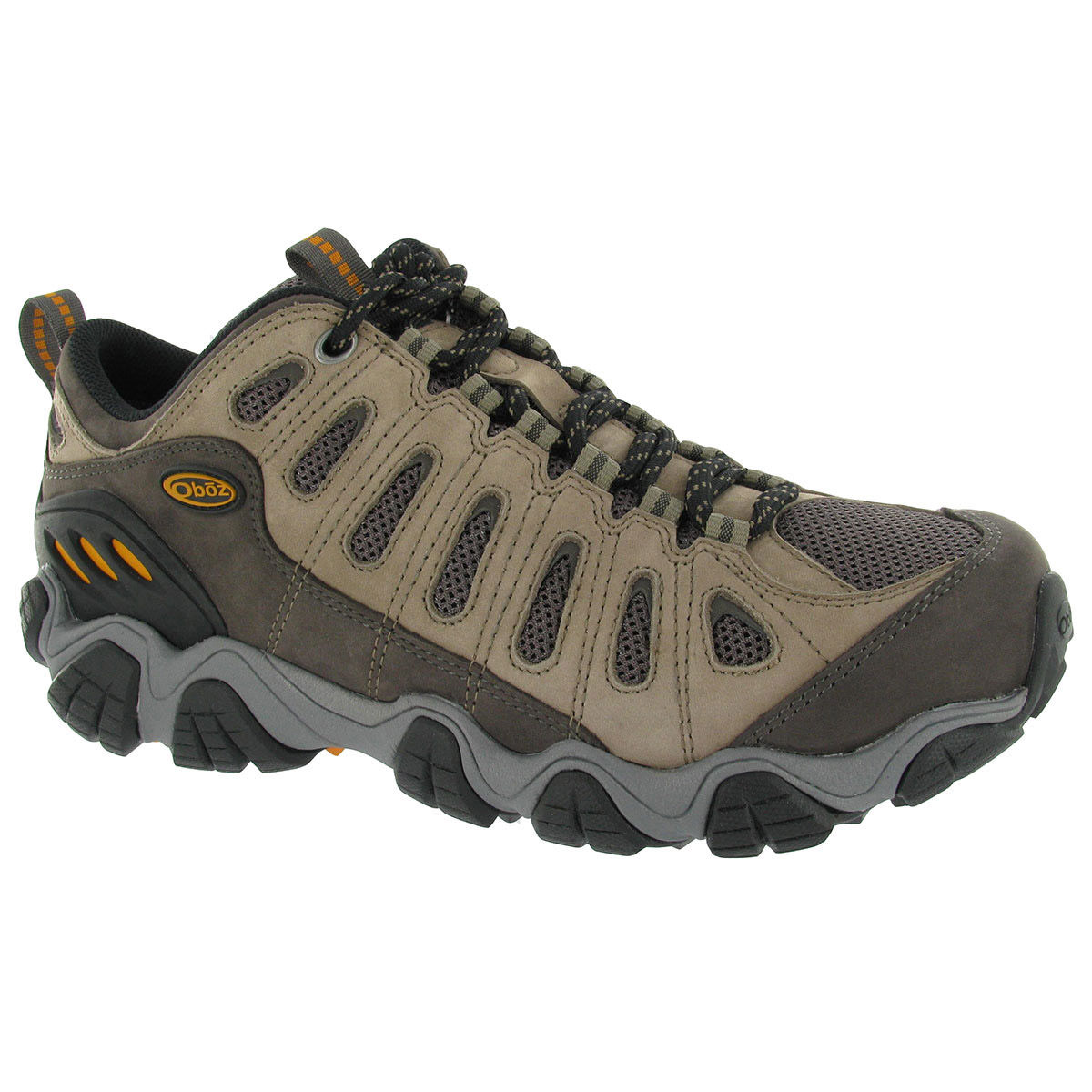 photo: Oboz Sawtooth Low Waterproof trail shoe