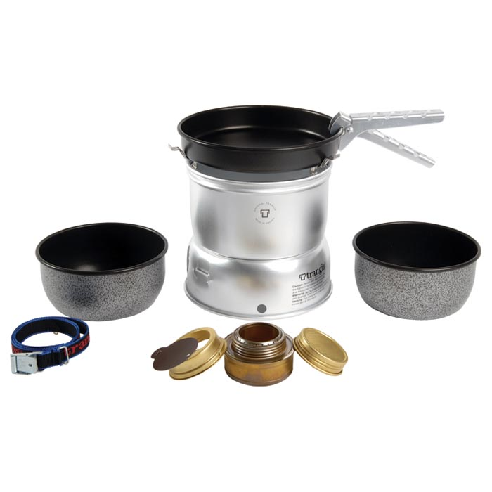 photo: Trangia 27-5 UL alcohol stove
