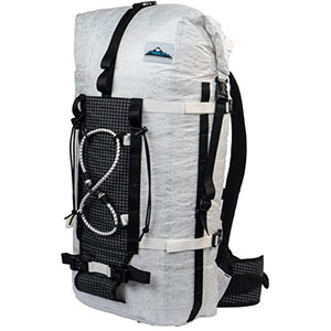 photo: Hyperlite Mountain Gear Dyneema 2400 Ice Pack overnight pack (2,000 - 2,999 cu in)