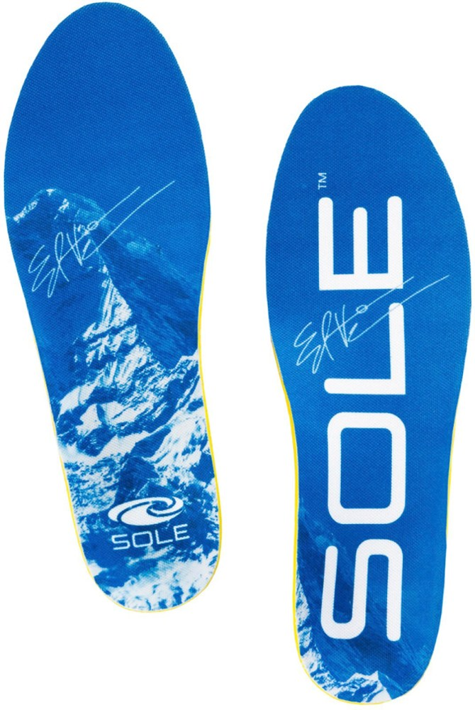 photo: Sole Performance Thick (Ed Viesturs) Footbed insole