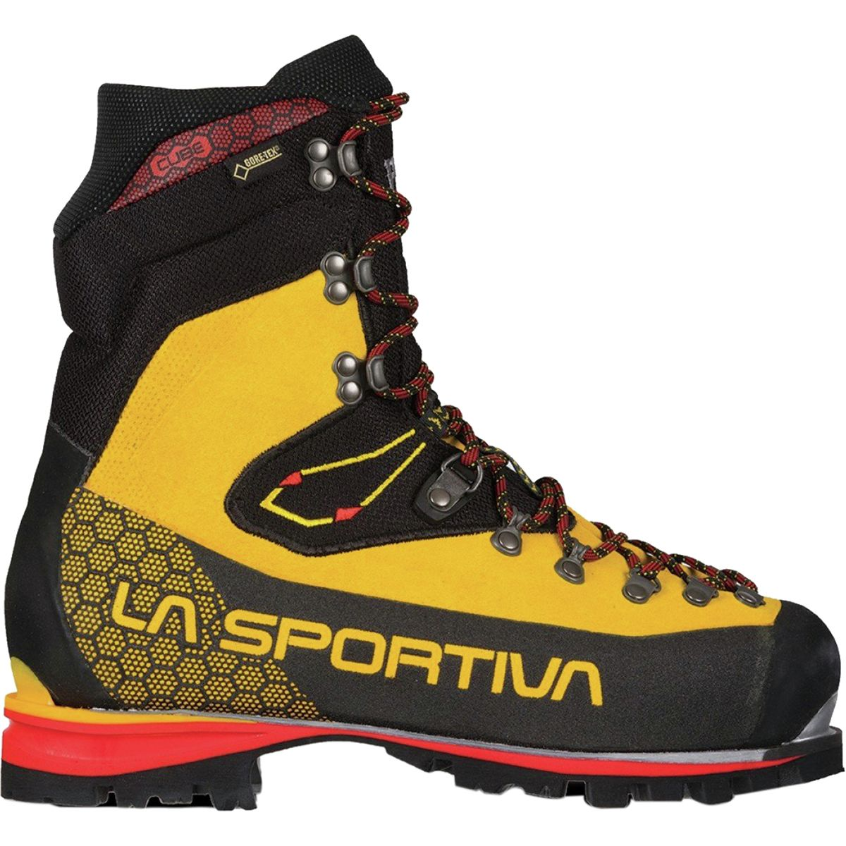 photo: La Sportiva Nepal Cube GTX mountaineering boot