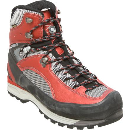 photo: Lowa Men's Vajolet GTX mountaineering boot