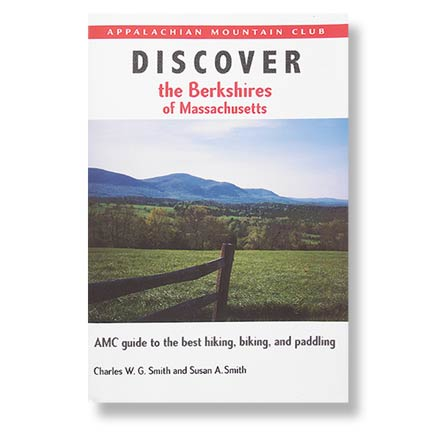 photo: Appalachian Mountain Club Discover the Berkshires of Massachusetts us northeast guidebook