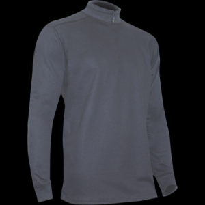 Polarmax Performance Cotton Zip-Mock