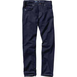 photo: Patagonia Performance Straight Fit Jeans climbing pant