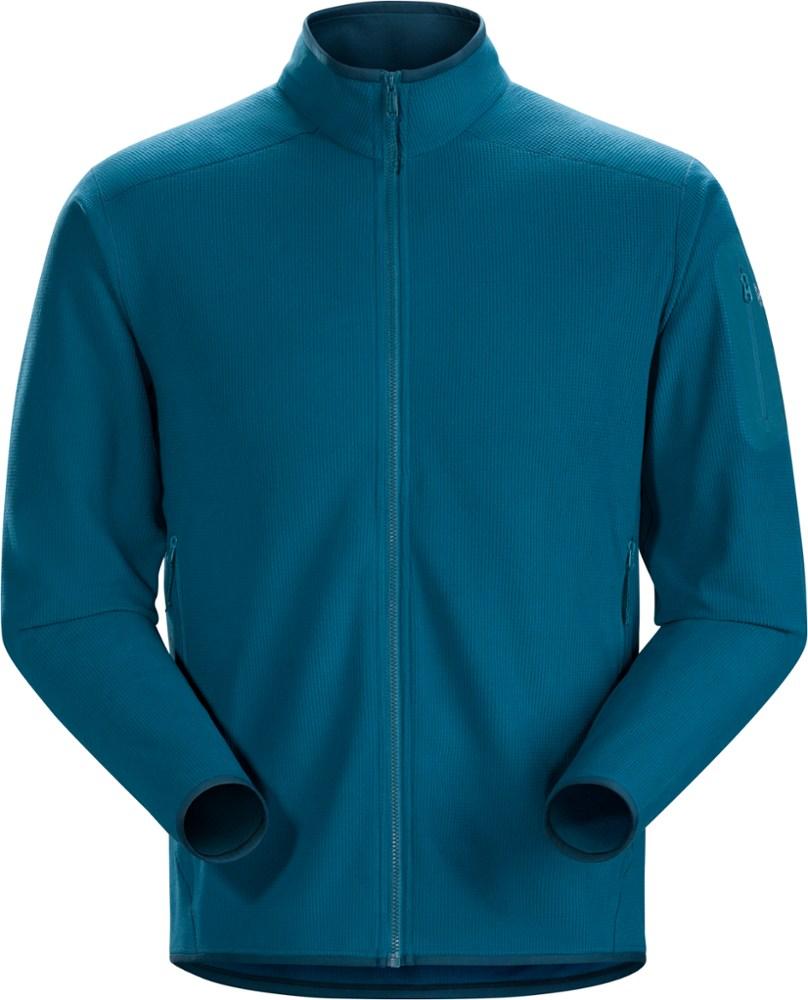 photo: Arc'teryx Men's Delta LT Jacket fleece jacket