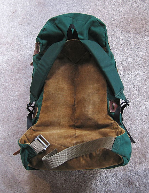 photo: Rivendell Mountain Works Jensen weekend pack (50-69l)