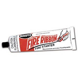 photo: Mautz Fire Ribbon fire starter