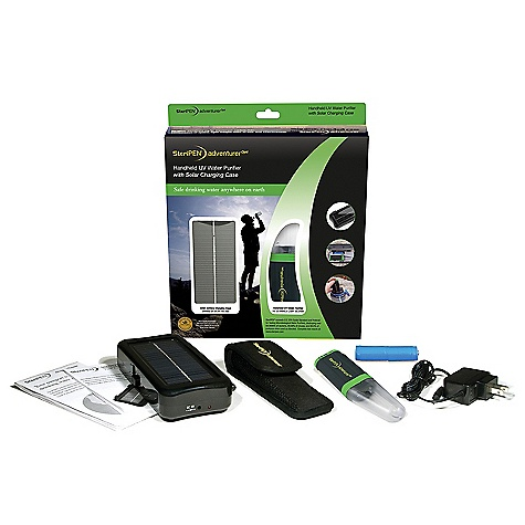 photo: SteriPEN Adventurer Opti with Solar Charging Case water purifier