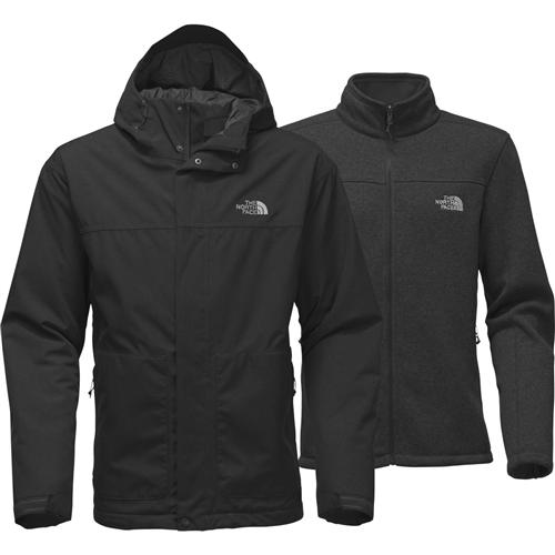photo: The North Face Men's Free Thinker Jacket snowsport jacket