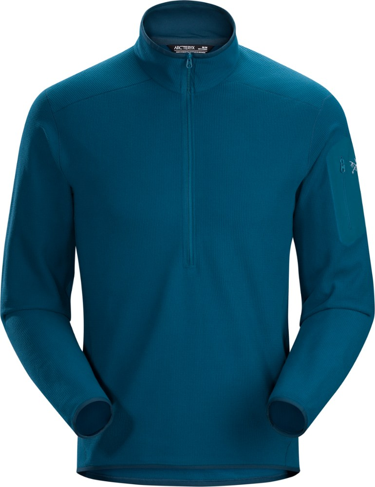 photo: Arc'teryx Delta LT Zip fleece top