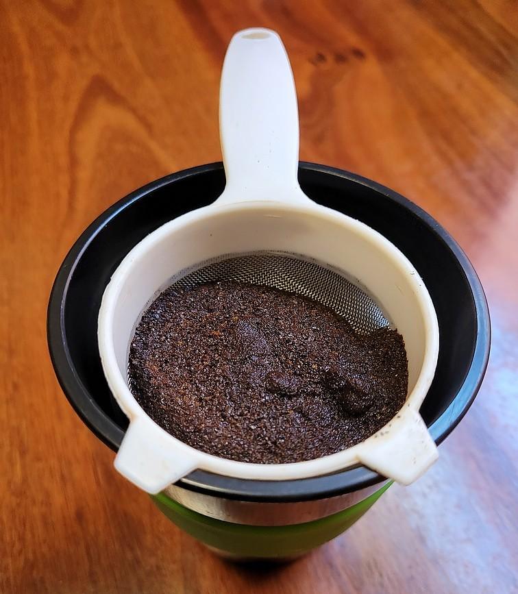 photo:   Generic Coffee Strainer coffee press/filter
