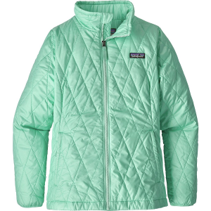 photo: Patagonia Girls' Nano Puff Jacket synthetic insulated jacket