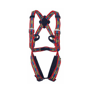 photo: Singing Rock Monkey full-body harness