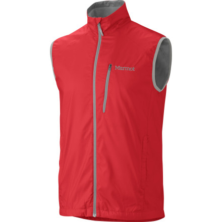 photo: Marmot DriClime Vest wind shell vest