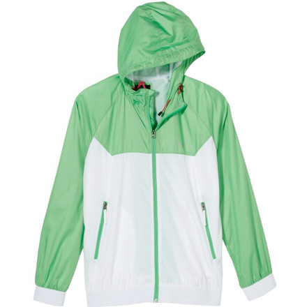 photo: Oakley Plunging Breaker Jacket wind shirt