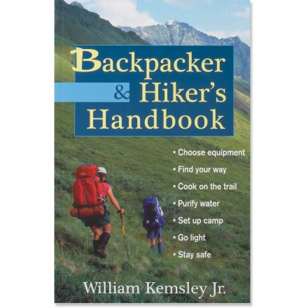 Stackpole Books Backpacker and Hiker's Handbook