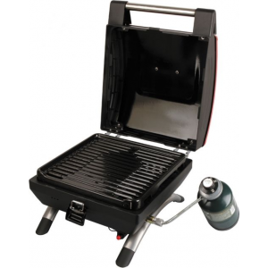 photo: Coleman NXT 50 Tabletop Grill compressed fuel canister stove